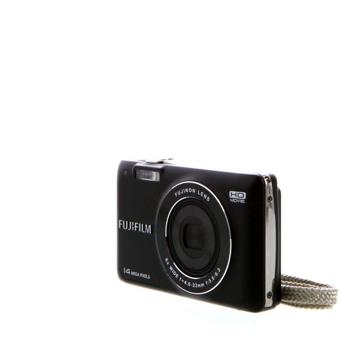 Fujifilm FinePix JX500 Digital Camera, Black {14 M/P}