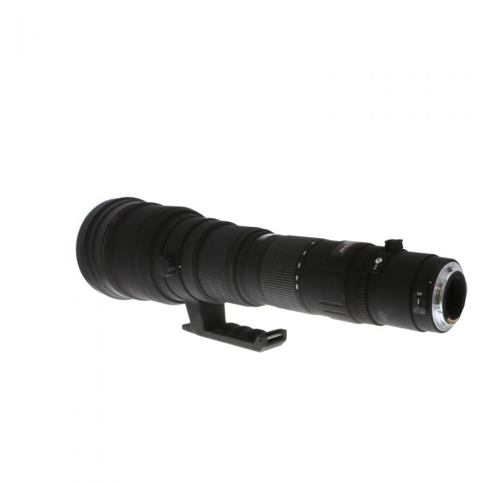 Sigma 300-800mm F/5.6 APO EX HSM IF Lens For Canon EF Mount {46 Drop-In}