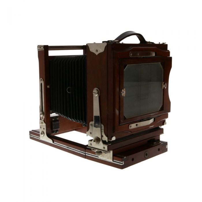 Gundlach Korona View 5X7 Wood Camera Body