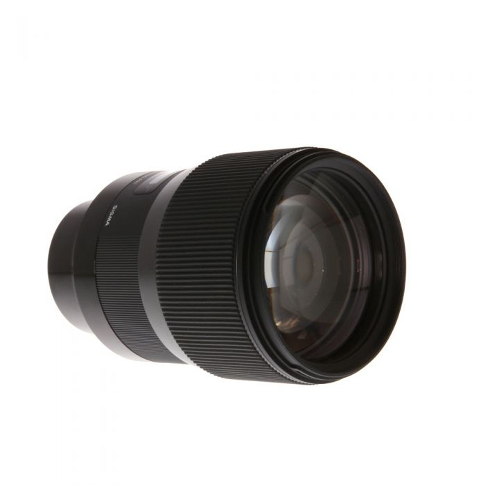 Sigma 135mm f/1.8 DG HSM A (Art) AF Lens for Sony E-Mount, Black {82}