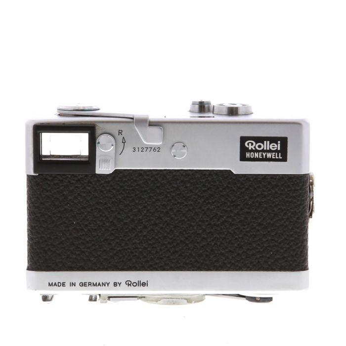 Rollei 35 40mm f/3.5 Tessar