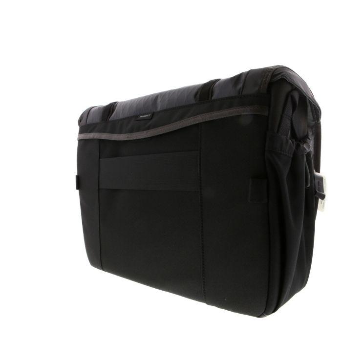 MindShift Gear Exposure 15 Shoulder Bag, Black, 17.32x12.2x7.09