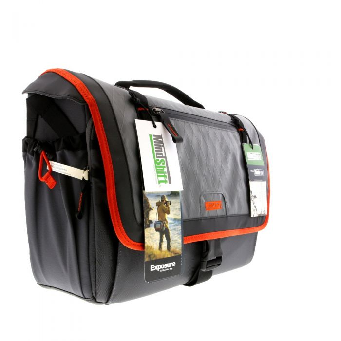 MindShift Gear Exposure 15 Shoulder Bag, Solar Flare, 17.32x12.2x7.09