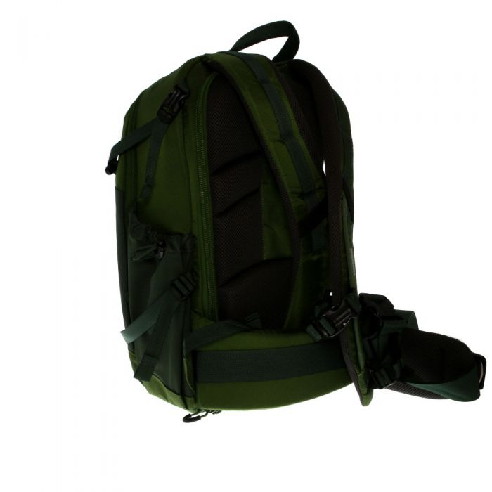 MindShift Gear BackLight 18L Backpack, Woodland Green, 10.63x18.5x7.09