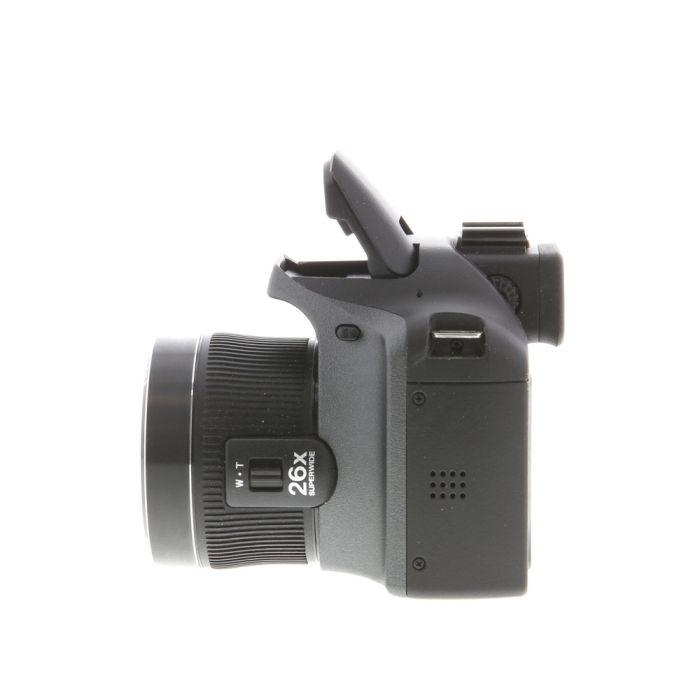 Fujifilm FinePix SL260 Digital Camera, Black {14 M/P}