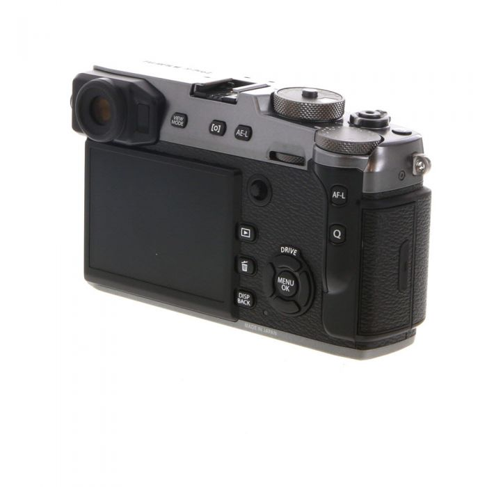 Fujifilm X-Pro 2 Mirrorless Digital Camera, Graphite Silver {24.3MP}