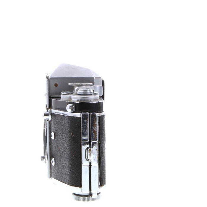 Exakta VX Version 2 with Prism Version 1, 35mm Camera Body