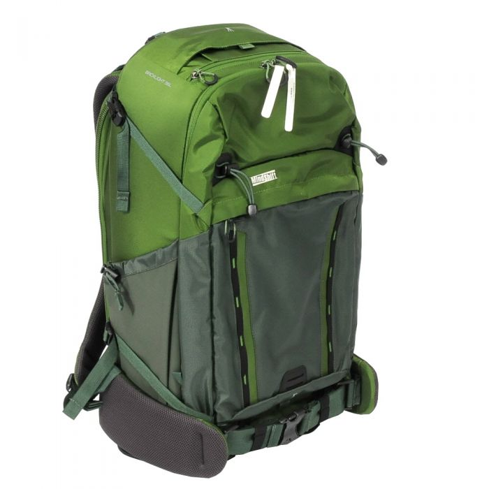 MindShift Gear BackLight 36L Backpack, Woodland Green, 13.78x22.44x10.24