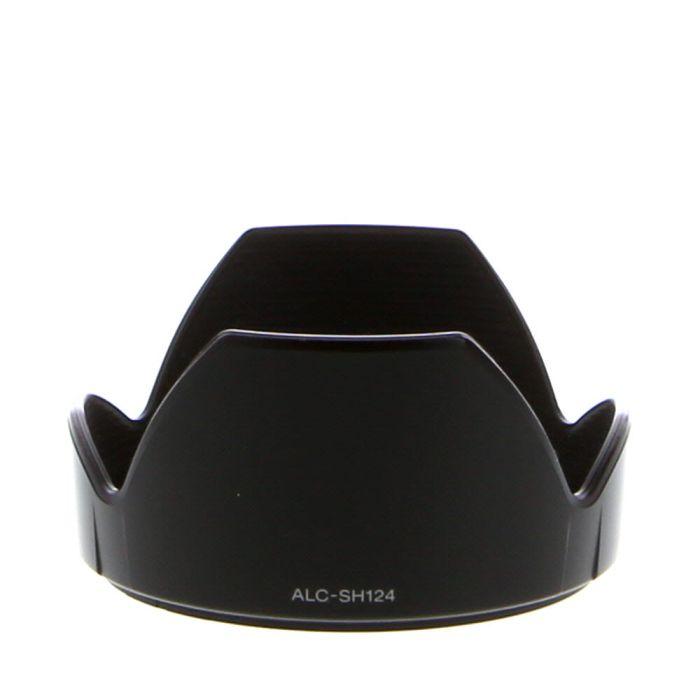 Sony ALC-SH124 (18-200mm F/3.5-6.3 E LE OSS) Lens Hood