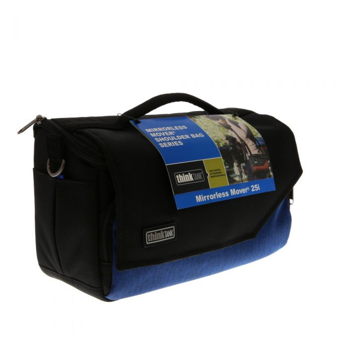 Think Tank Photo Mirrorless Mover 25i Camera Bag, Dark Blue