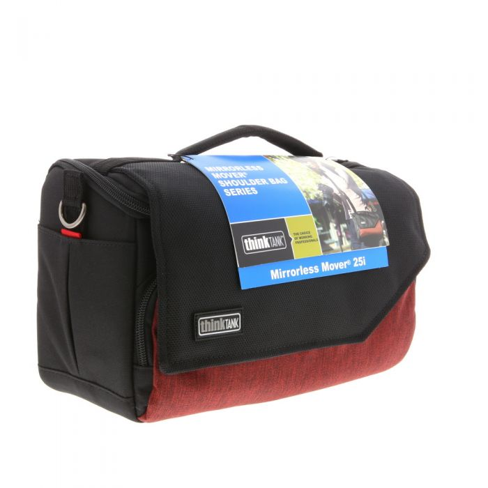 Think Tank Photo Mirrorless Mover 25i Camera Bag, Deep Red