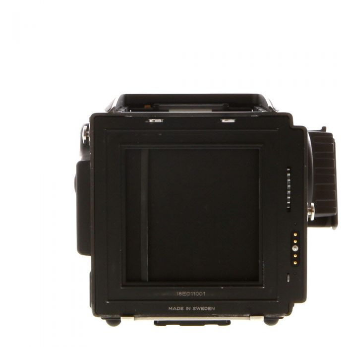 Hasselblad 203FE Medium Format Camera Body, Black without Waist Level Finder, with Acute Matte D 42215 Screen