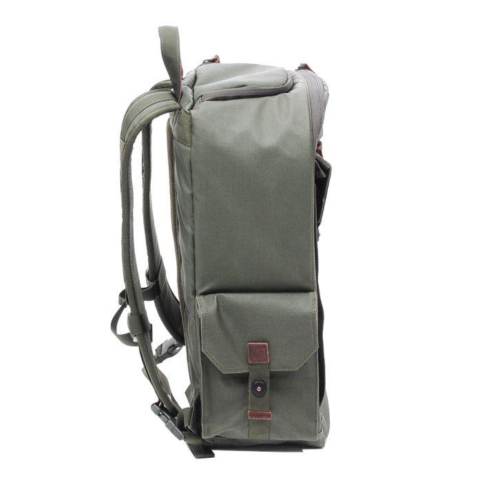 Langly MULTIG001 Multi Camera Bag Backpack, Forest Green, 20X18X8\