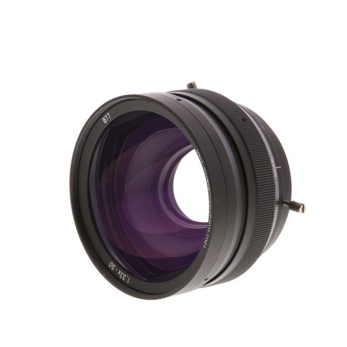 SLR Magic Anamorphot-50 1.33X Anamorphic Adapter with 62mm Mount {77}