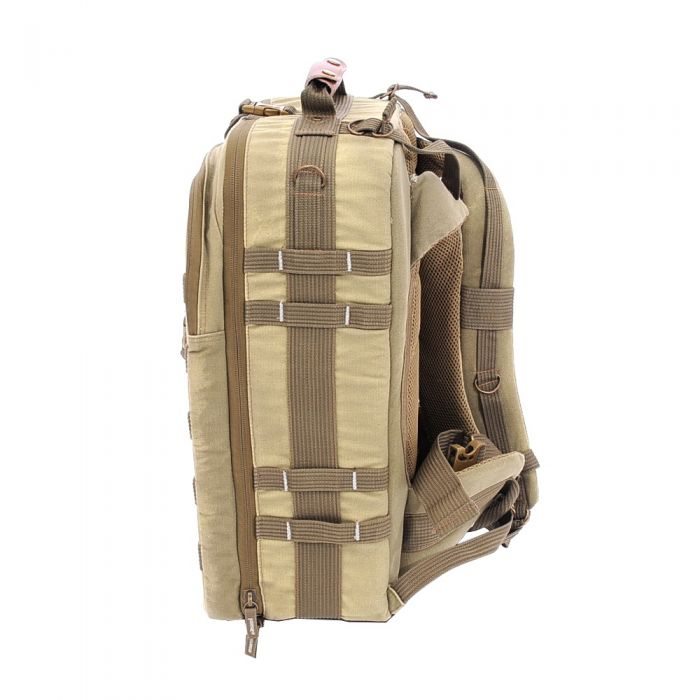 ikan IBG-EXP Explorer Backpack, Green, 13.7x11.4x21.6\