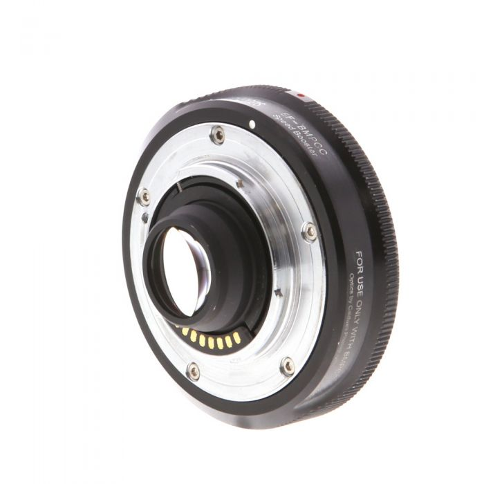Metabones Adapter Canon EOS EF To Black Magic Pocket Camera Speed Booster EF-BMPCC without Tripod Mount