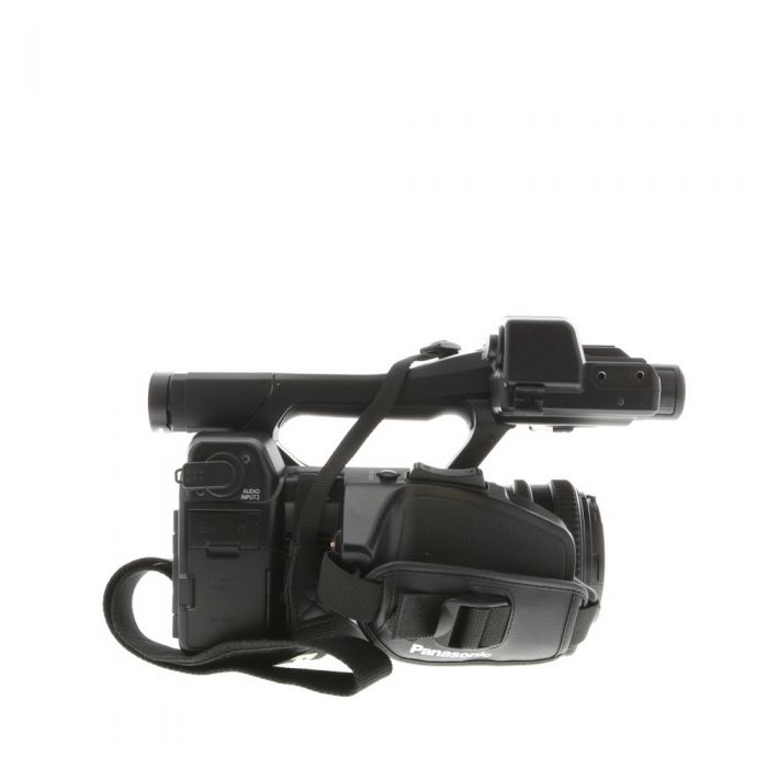 Panasonic HC-X1000 4K DCI/Ultra HD Professional Camcorder without Microphone Holder Kit