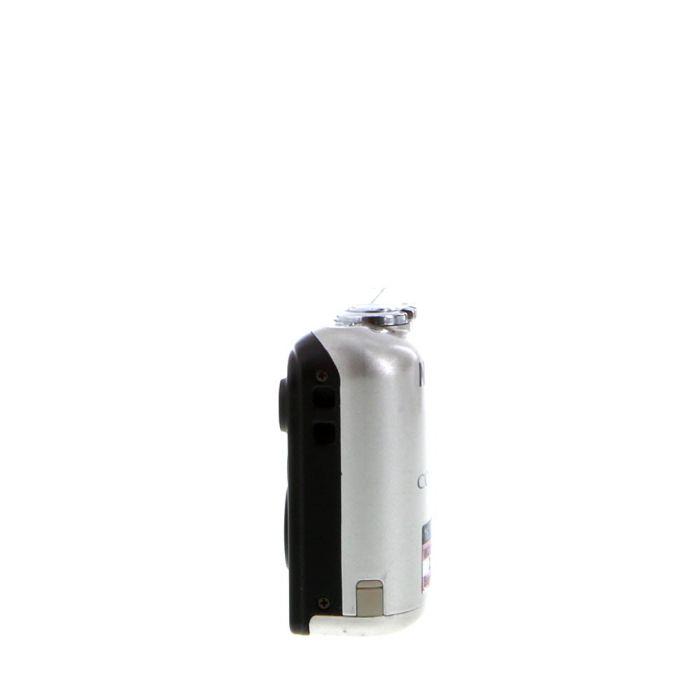 Nikon Coolpix L27 Digital Camera, Silver {16.1MP} Requires 2/AA