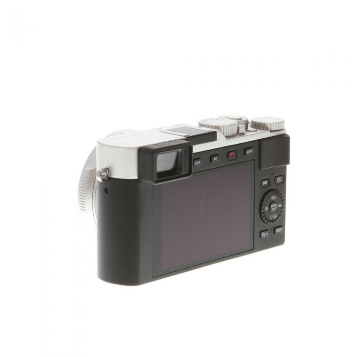 Leica D-Lux 7 Digital Camera, Silver {17MP} with CF D Flash