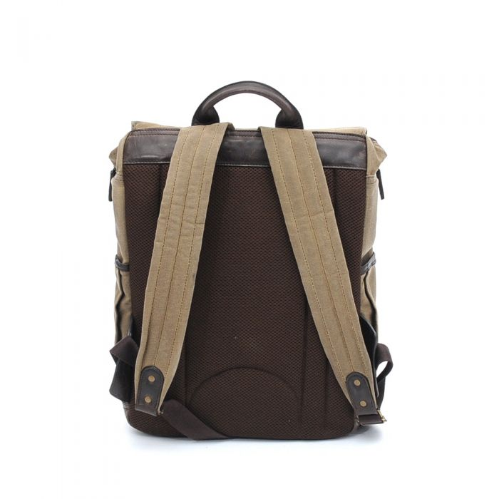 ONA The Camps Bay Camera Backpack, Canvas, Field Tan  17X13X6.5\