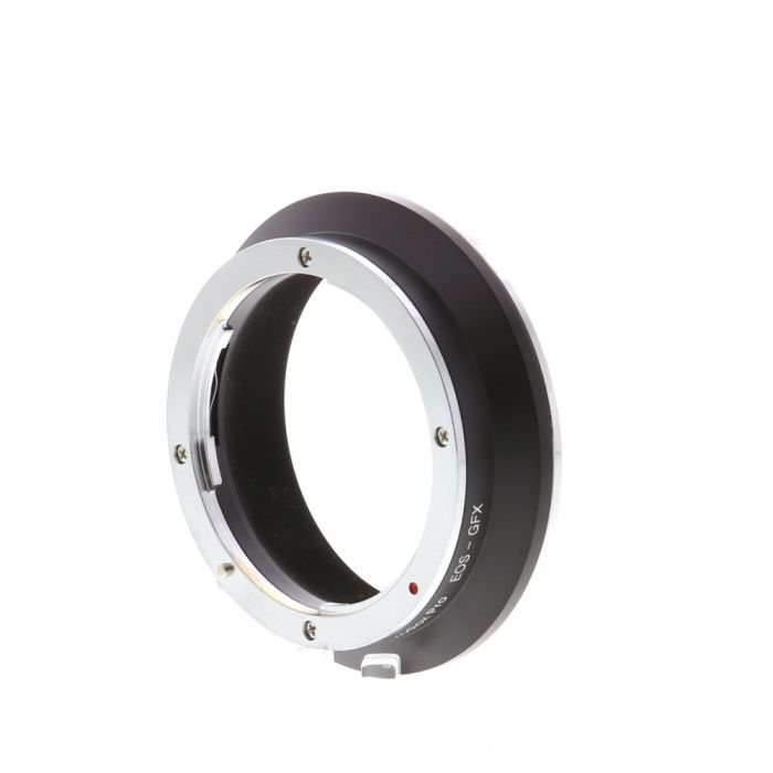 FotodioX Pro EOS-GFX Adapter for Canon EF/EF-S Lens to Fujifilm G-Mount