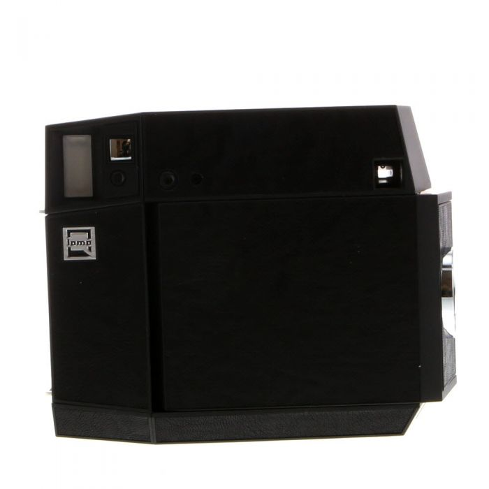 Lomography Lomo\'Instant Square Glass Instant Film Folding Camera, Black with Remote