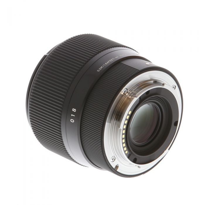 Sigma 56mm f/1.4 DC DN C (Contemporary) AF Lens for APS-C Sony E-Mount, Black (55)