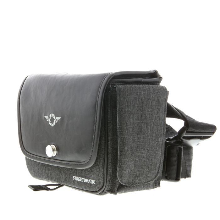 Cosyspeed Camslinger Streetomatic Plus Camera Bag, Black, 8.7x8.7x4.3\