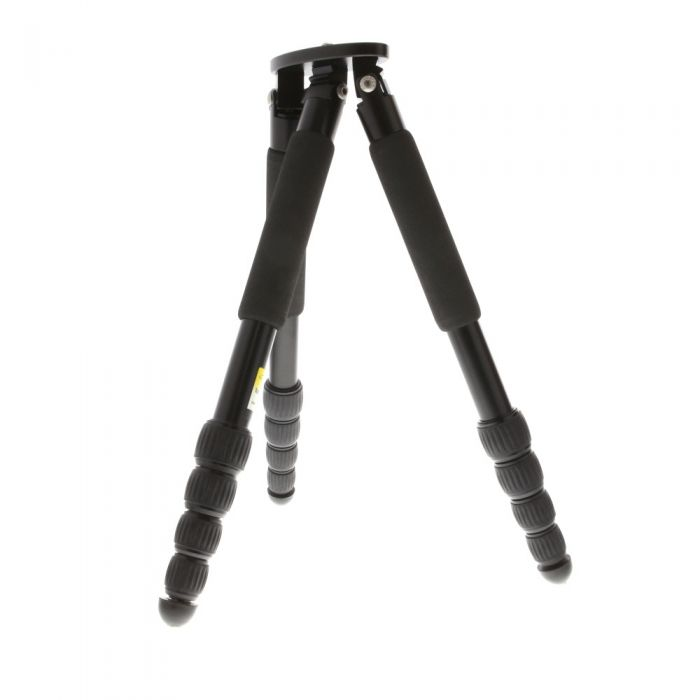 Promaster 7998 Taskmaster Black Aluminum Tripod Legs, 5-Section, 16-71\