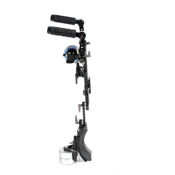 Ikan Tilta TT-03-TL DSLR Shoulder Rig with Follow Focus, 2x 1 kg Counterweights with 15mm Counterweight Bracket