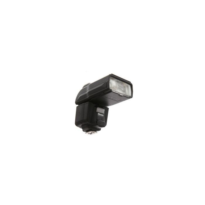 Nissin i60A i-TTL Flaxh for Nikon Digital [GN197] {Bounce, Swivel, Zoom}