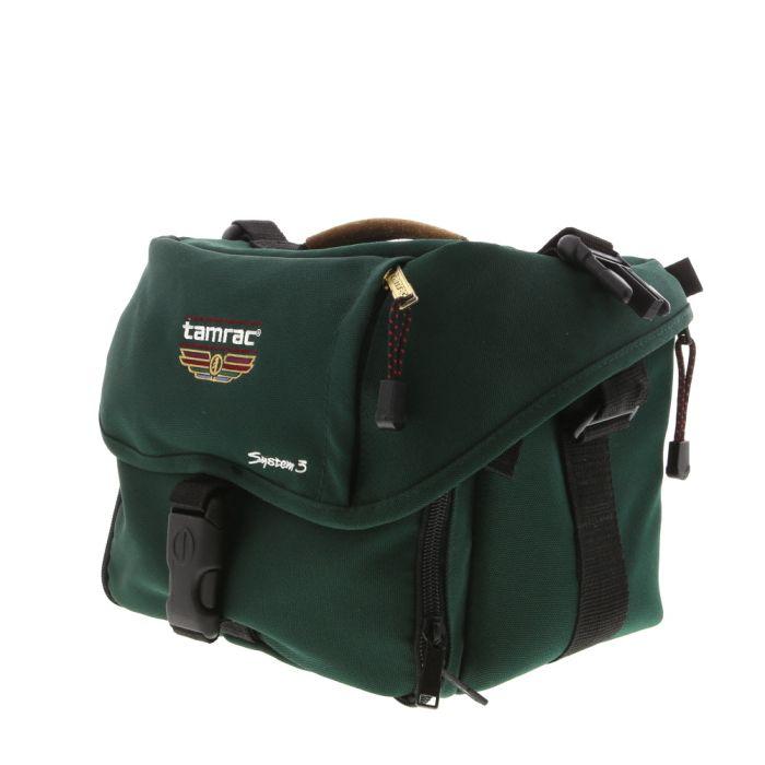 Tamrac System 3 Shoulder Bag, Green 11X7X7