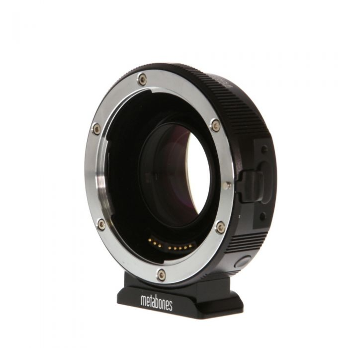 Metabones Speed Booster ULTRA T 0.71X II  Adapter with Tripod Mount for Canon EOS EF Lens to Sony E-Mount Camera