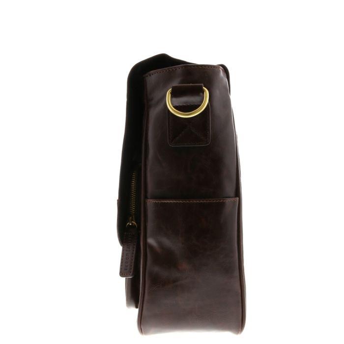 Kelly Moore Kelly Boy Bag, Brown, 16x11.5x4.5\