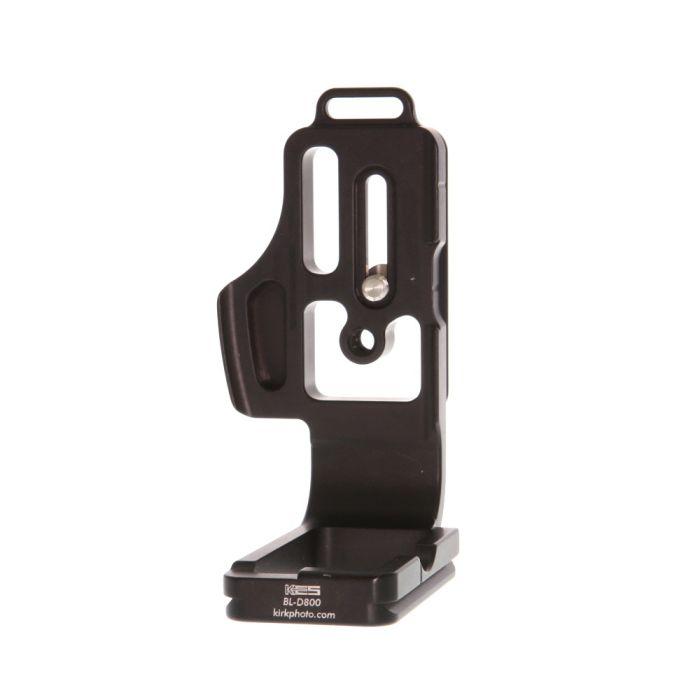 Kirk BL-D800 L-Bracket for Nikon D800, D800E, D810