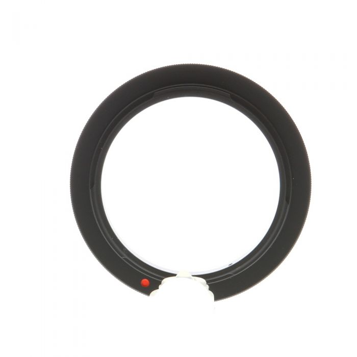 Fotodiox Macro Reversing Ring 58mm, for Canon EOS EF Mount
