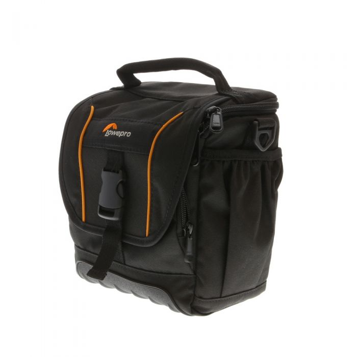 Lowepro Adventura SH 140 II Shoulder Bag, Black, 7.1x5x7.5