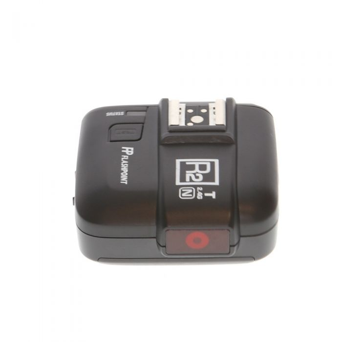 Flashpoint R2T32n i-TTL 32 Channel 2.4G Wireless Transmitter for Nikon (X1T-N)