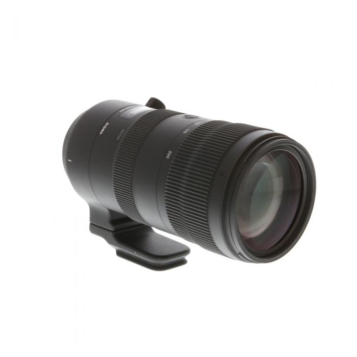 Sigma 70-200mm f/2.8 APO DG EX HSM OS (Sports) S Autofocus Lens For Nikon {82} with Tripod Mount