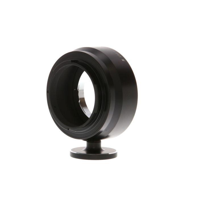 Fotodiox Pro EXAKTA-Eos M Adapter with Tripod Mount for Exakta, Auto Topcon Lens to Canon EOS M Mount