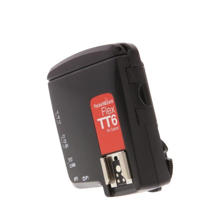 Pocket Wizard Flex TT6 Canon Transceiver (Tranceiver Only)