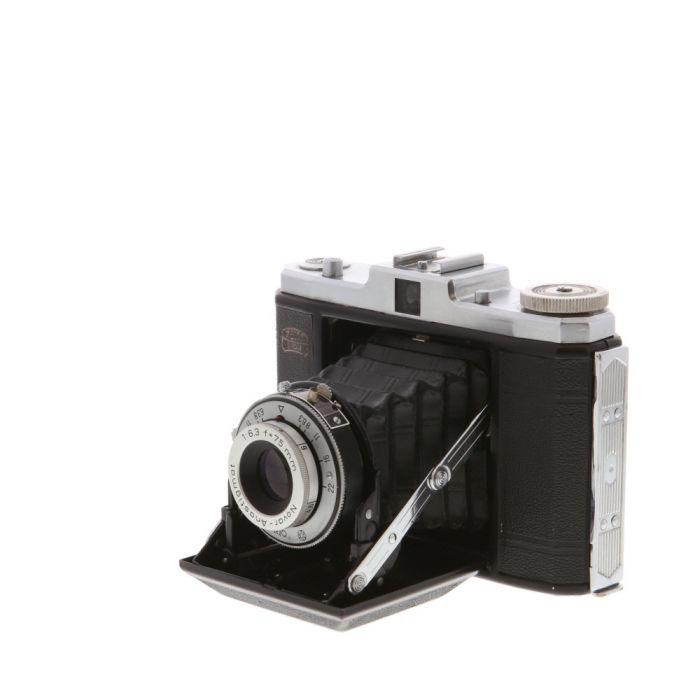 Zeiss Nettar (517/16) (75mm f/6.3 NOVAR Lens)