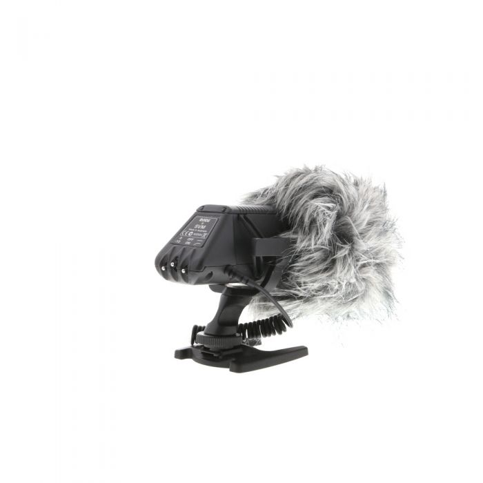 Rode Stereo Videomic (SVM) Stereo On-Camera Microphone with Dead Kitten Windscreen