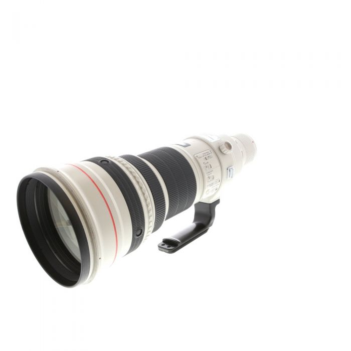 Canon 600mm f/4 L IS USM EF-Mount Lens {Gel} with Really Right Stuff LCF-51 Tripod Foot