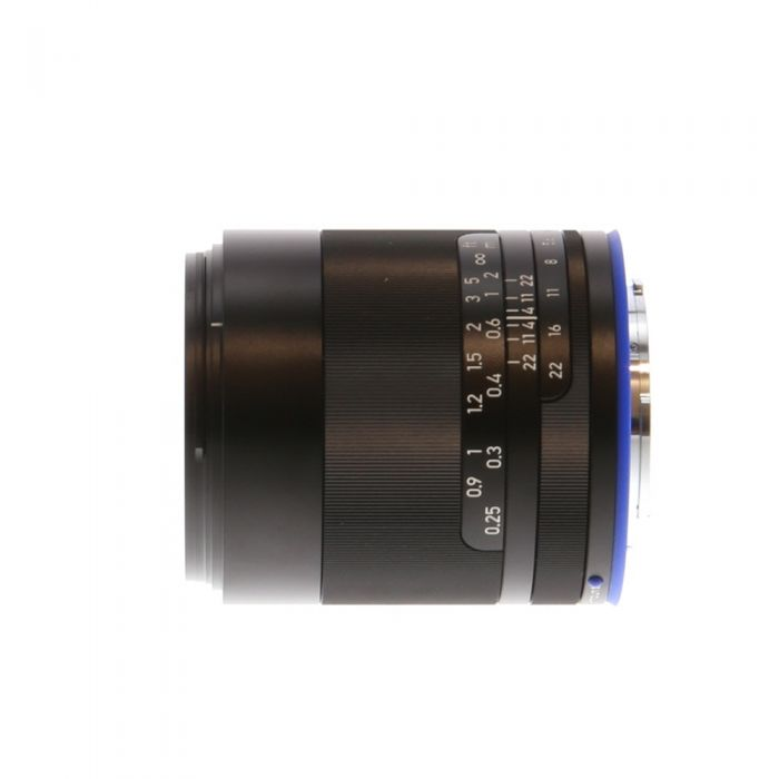 Zeiss Loxia 25mm f/2.4 T* Distagon Manual Focus Lens for Sony FE Mount {52} with De-Click Tool