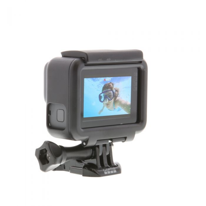 GoPro Hero 7 Silver (Waterproof to 33\') HD 4K Digital Action Camera {10 M/P}