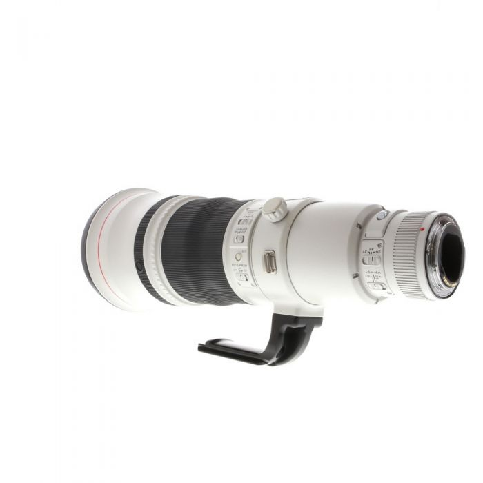 Canon 600mm f/4 L IS II USM EF-Mount Lens {Gel} with Really Right Stuff LCF-51 Tripod Foot