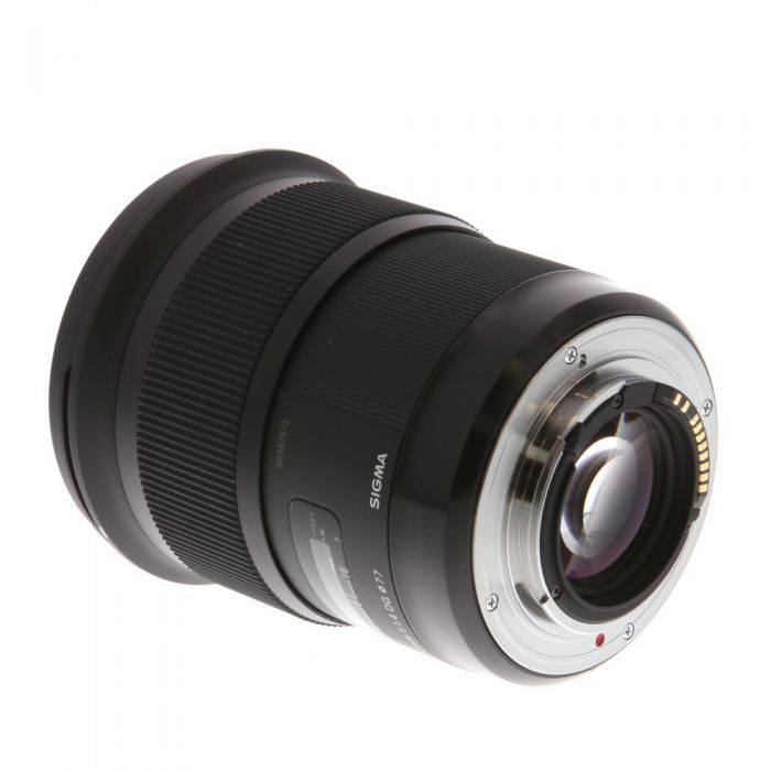 Sigma 50mm f/1.4 DG (HSM) A (Art) Lens Dedicated Only for Sigma SA {77}