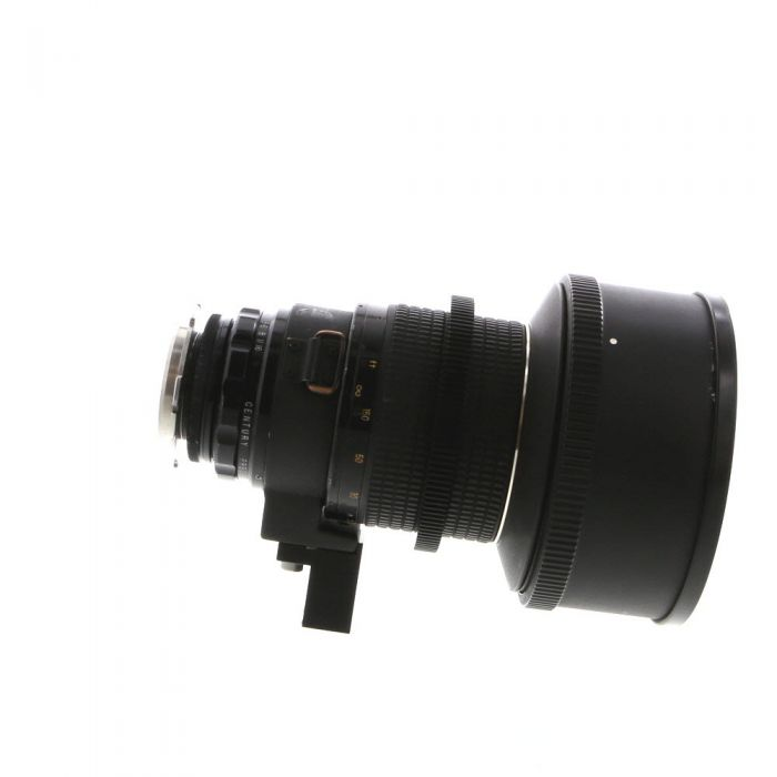 Nikon 200mm F/2 ED IF Converted by Century Precission Optics to 200mm T2 PL Mount (Missing Nikon Name Plate)