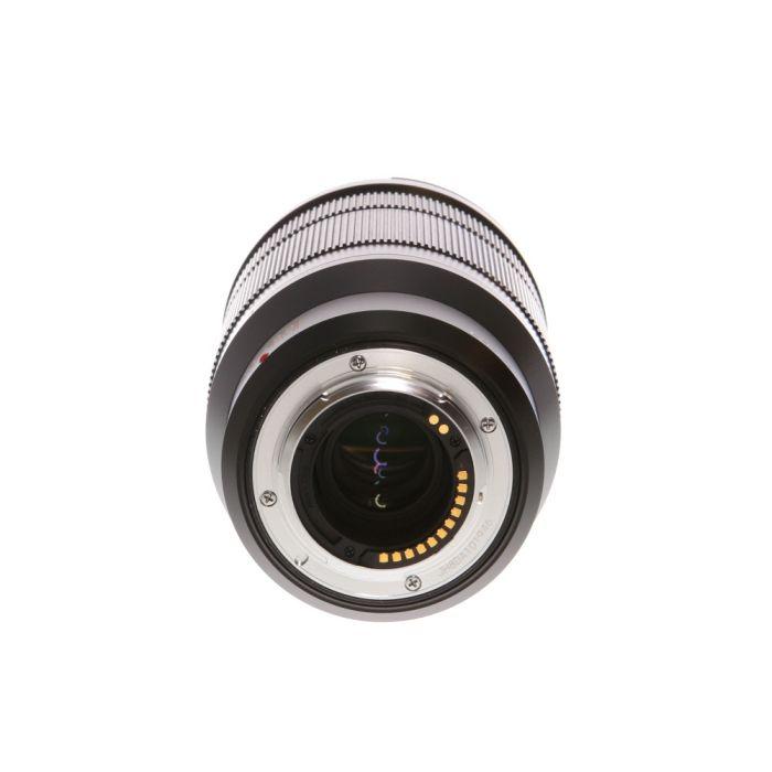 Panasonic Leica Lumix 50-200mm f/2.8-4 DG Vario-Elmarit Asph, Power O.I.S. AF Lens for MFT Micro Four Thirds System, Black {67}